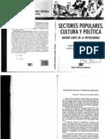 28. Romero, Luis Alberto y Gutiérrez, Leandro - Sociedades barriales y bibliotecas populares