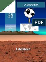 Clase 5 La Litosfera
