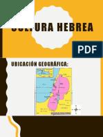 Cultura Hebrea [Autoguardado]
