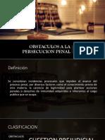 Obstaculos a La Persecucion Penal-2