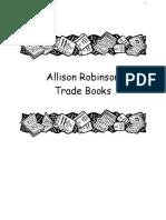 trade book