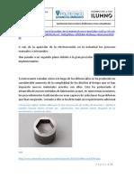 4. Proyecto Grupal - Elaboración de Moldes Por Electroerocion