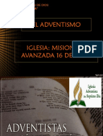 Expo Adventistas Del Septimo Dia