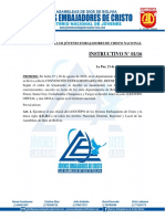 Instructivo Nacional Jedc