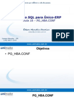 Curso SQL - Unico - Aula16 - PG_HBA