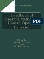 Handbook of Research Methods in Human Operant Behavior.pdf