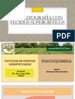 Cromatologiacon Fluidos Supercriticos (Diapositivas)
