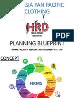 Hr Plan Blueprint