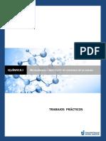 Cuadernillo Química I - Trabajos Prácticos