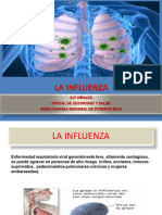 La Influenza - Power Point Presentation 16 abril 2018
