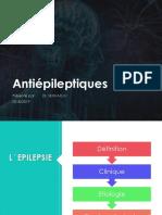 18.Antiépileptiques Medecine