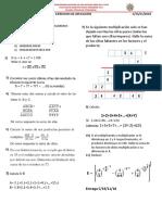 Ejercicios de Aplicación de Matemática General (1)