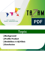 Tazam