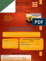 Normativa Para Elaboracion de Mantequilla