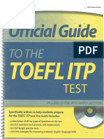 ETS - Official Guide to the TOEFL ITP Test.pdf