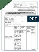 GFPI-F-019 59 Vr2. Programa de Fidelizacion de Clientes