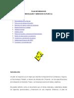 Plan Negocios Reciclajes y Servicios Cuyuni c A