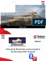 Bluetooth Infrared