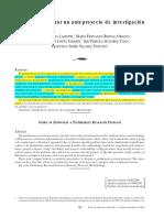 Guia Para Elaborar Un Ante-proyecto de Investigacion (1 Edicion) (Mexico) (2009)