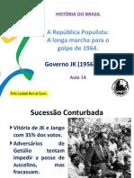 Governo JK 1956-1961 2015