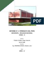 INFORME N°2 VIRREINATO DEL PERÚ