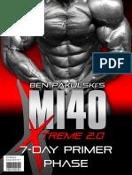 MI40-X 7 Day Primer
