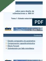 HMV Estado Estacionario