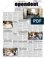 Daily Independent Quetta 13-05-2019