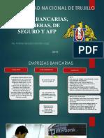 Seguros y AFP