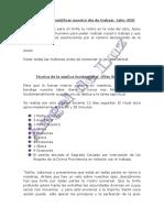 TECNICA DE LA SUPLICA FUNDAMENTAL, RITO SERAFICO.docx