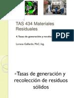 4. TAS434_Tasas de generación y recolección .pptx