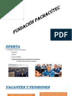 Fundación pachacutec ppt