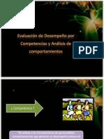 4.1 Estrategias, Tecnicas y Herramientas de Evaluación de Desempeño Del Personal