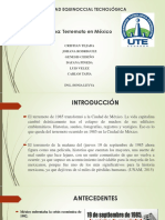 Terremoto Mexico 1985