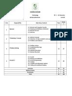 Ep 1 Term 1 Course Outline