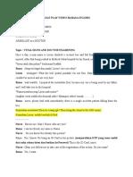 Translate Role Play Bahasa Inggris PASIEN PERAWAT DOKTER