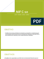 NIF C-10