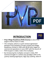 4P's PVR cinema