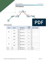 IPv6 Intro Lab