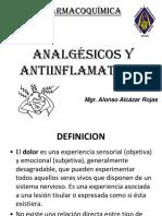 farmacoquimica analgesicos
