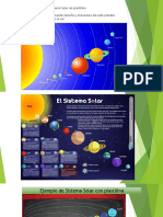 ppt sistema solar plastilina 3° basico
