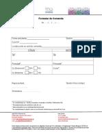 Formular de comanda - Model.doc