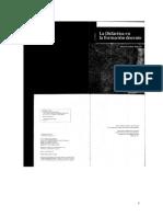 Aspreli La Didáctica en La Formación Docente Capítulo 3 La Formación Docente (Fragmento)