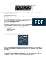 Ecualizador paramétrico