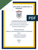 INSTRUMENTOS DE COMERCIO EXTERIOR Y MEDIOS DE PAGO INTERNACIONALES