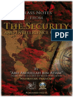 Security and Intelligence Course, by the mujāhid brother Abū Abdullāh bin Adam_1599804197.pdf