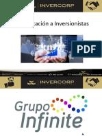 Presentación  para Inversionistas
