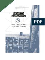 Projeto Educativo 2017 CP 17 /18 Def