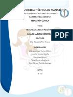 HISTORIA CLÍNICA PEDIATRÍA INVAGINACION.docx