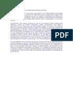 LA ORGANIZACIÓN DE LA ADMINISTRACIÓN DE JUSTICIA.docx